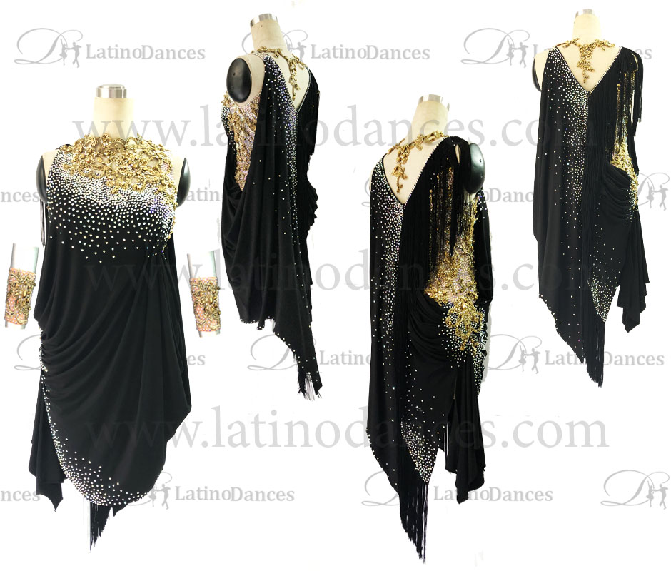 Latin/Rhythm Dress M599