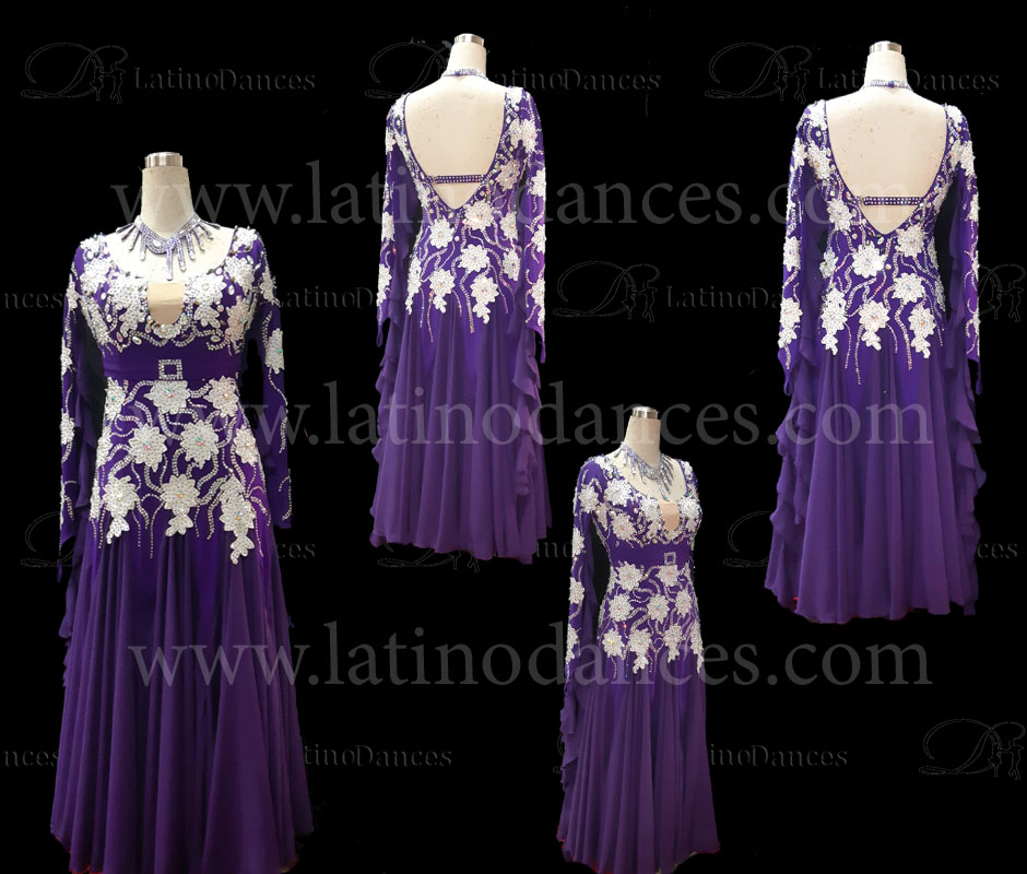 STANDARD / BALLROOM / SMOOTH DRESS ST374