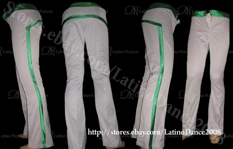 Man Pants Latin, Salsa DP7