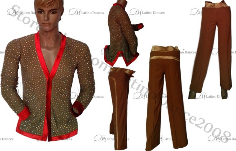 Latin shirt and pant BP1