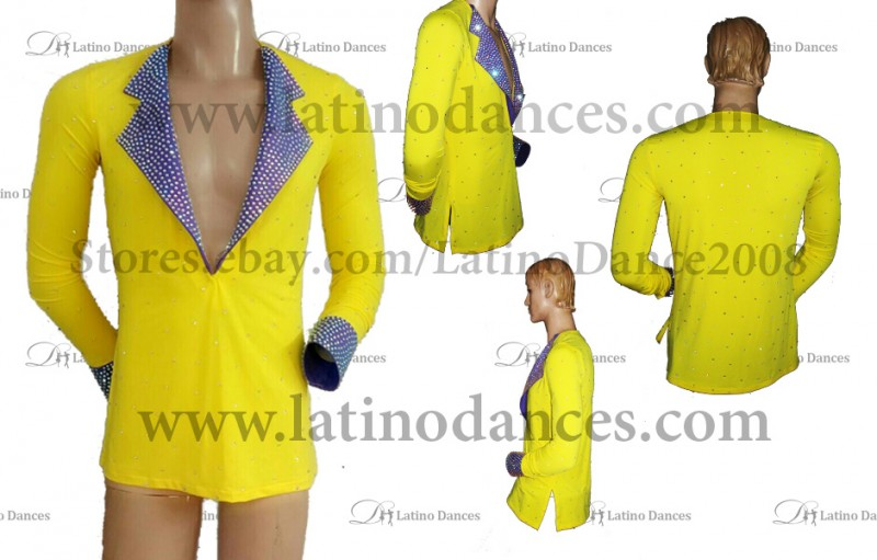 LATIN DRESS M358 BODy MEN DB101