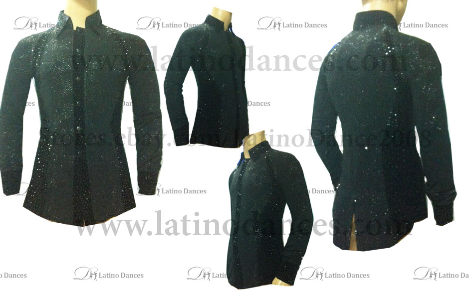 MEN'S LATIN SHIRT / BODY. DB 111