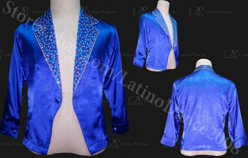 LATIN MEN VEST/JACKET  DB 80A
