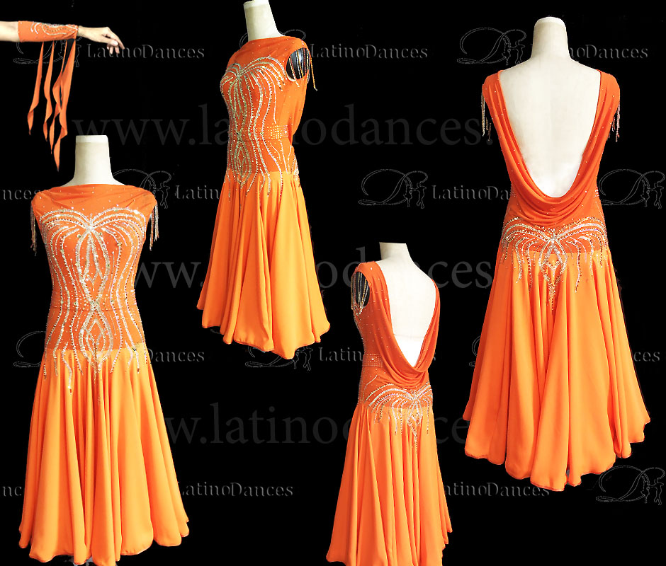 BALLROOM/ STANDARD/ SMOOTH/ DRESS ST352
