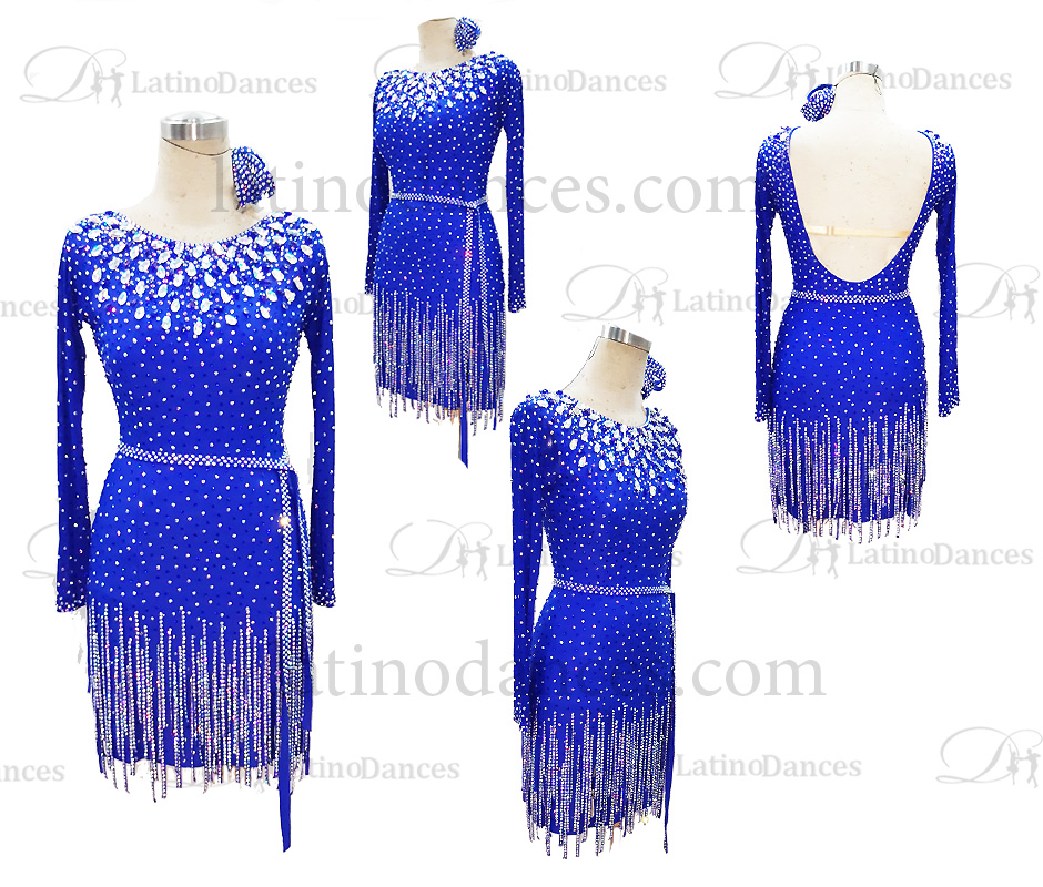 Latin/Rhythm Dance Competition Dresses M685