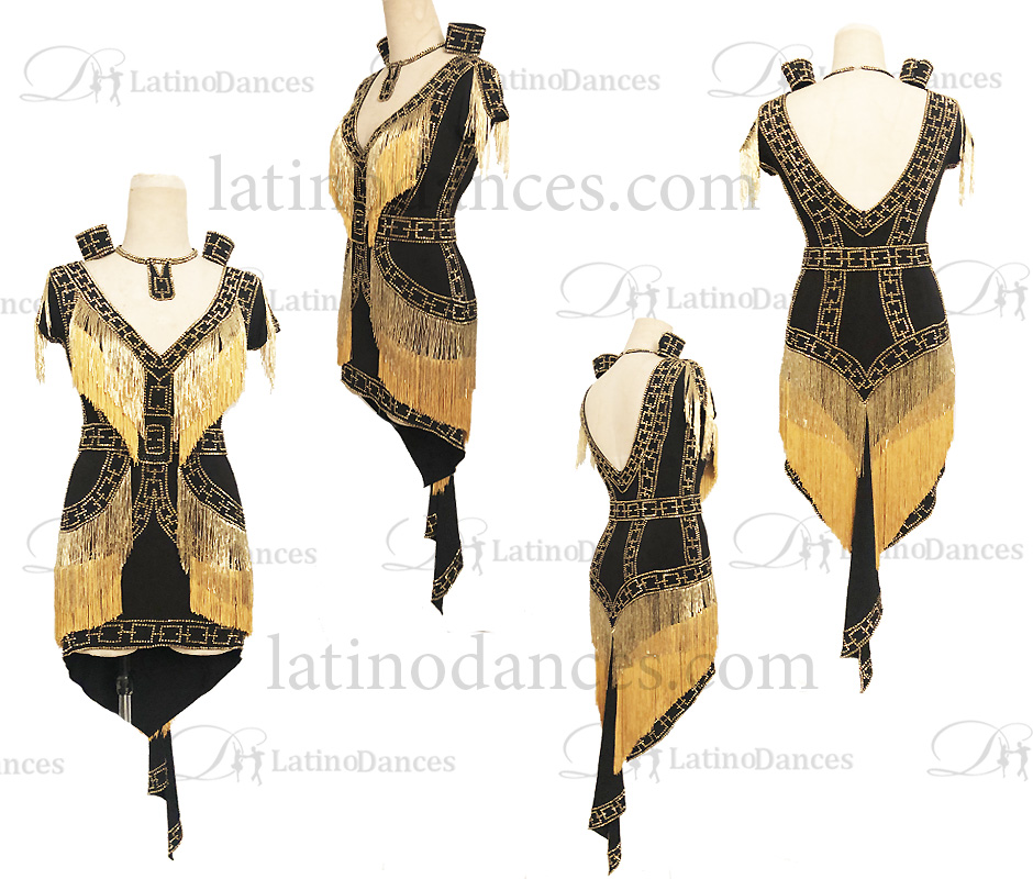DANCESPORT DRESSES LATIN AND STANDARD M686