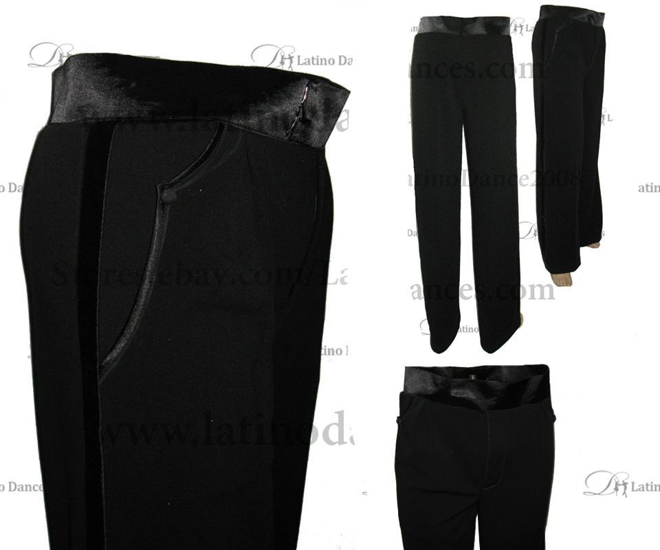 Man Pants Latin, Salsa DP12