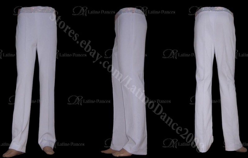Man Pants Latin, Salsa DP2