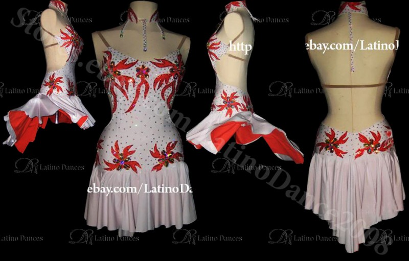 LATIN DRESS LT91A