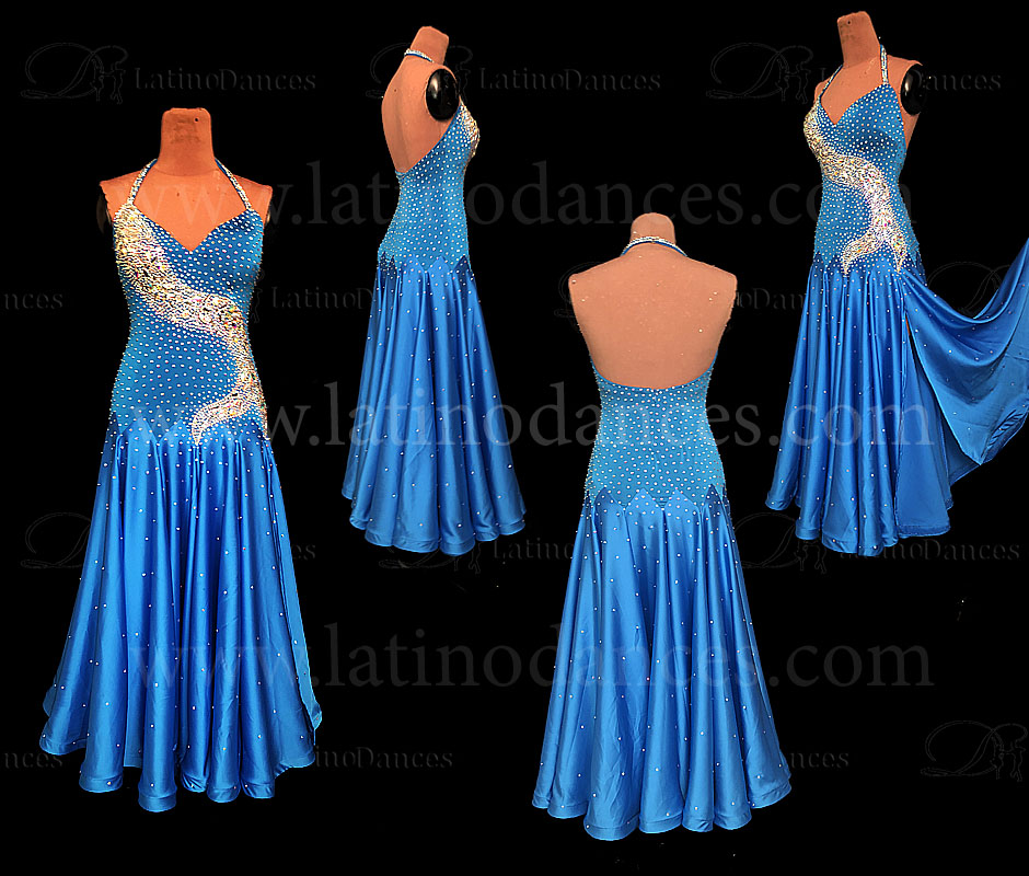 BALLROOM / STANDARD / SMOOTH DRESS ST372