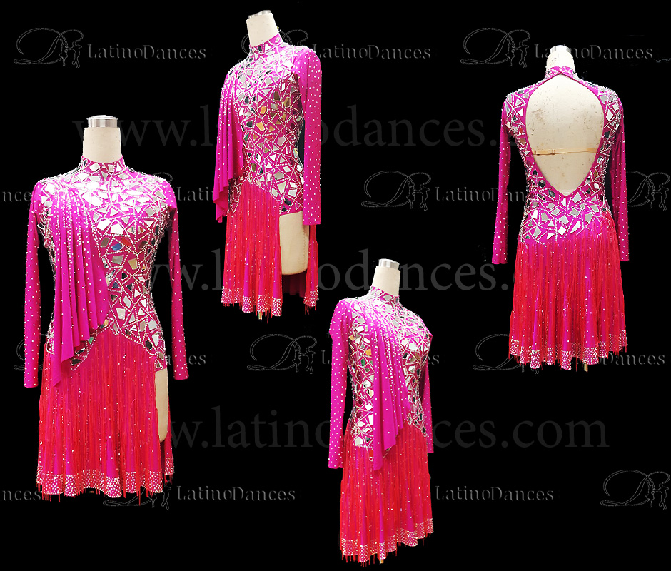 Dancesport dresses latin and standard M683