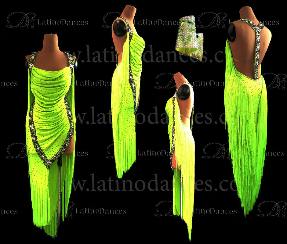 Latin/Rhythm Dress M600