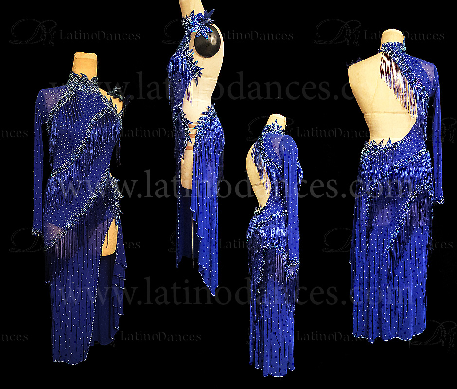 DANCESPORT DRESSES LATIN AND STANDARD M692