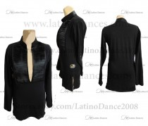 MEN'S LATIN VEST/COAT/ BODY. DB 169