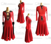 Ballroom dancing smooth dresses ST308