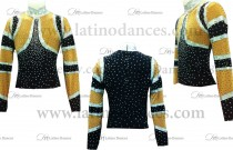 MEN'S LATIN SHIRT / BODY. DB 110