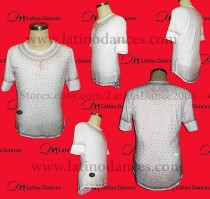 MEN'S LATIN SHIRT / BODY. DB 116