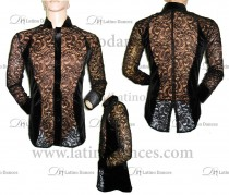 MEN'S LATIN SHIRT / BODY. DB 120