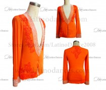 MEN'S LATIN SHIRT / BODY. DB 122