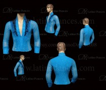 MEN'S LATIN SHIRT / BODY. DB 125