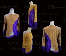 MEN'S LATIN VEST/COAT/ BODY. DB 178
