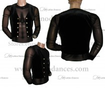 MEN'S LATIN SHIRT / BODY. DB 118