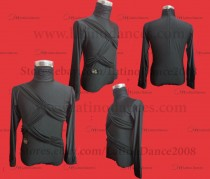 MEN'S LATIN VEST/COAT/ BODY. DB 181