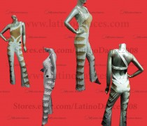 Latin  Dance Tailored Jumpsuit With High Quality stones M546