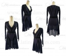 LATIN RHYTHM DRESS WITH HIGH-QUALITY M634B