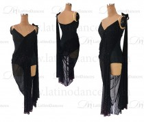 LATIN / RHYTHM DRESS M639