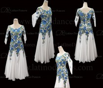 BALLROOM DANCING SMOOTH DRESSES ST305B