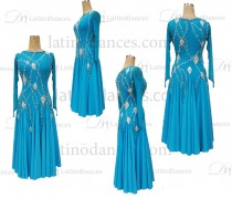 SMOOTH / BALLROOM DRESS ST382