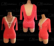 Latin Dance Costumes M612B