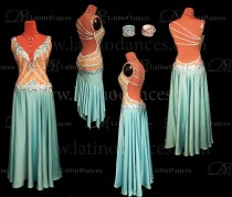 Dancesport dresses latin and standard ST363