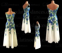 BALLROOM DANCING SMOOTH DRESSES ST305