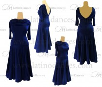 Ballroom dancing smooth dresses ST304