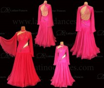 Standard / Smooth/ Ballroom Dress with high quality ST346