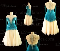 Ballroom/Smooth Dress ST307