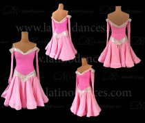 LATIN/RHYTHM DRESS M629