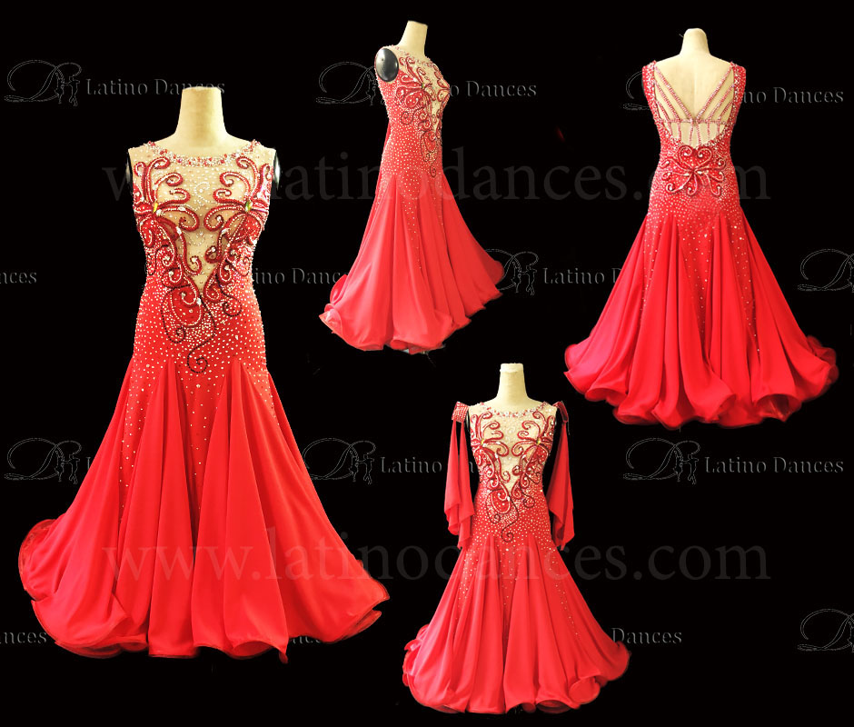 Ballroom Dance Fashion ST289B